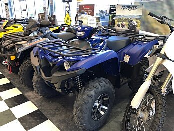 2017 Yamaha Grizzly 700 for sale 200486852