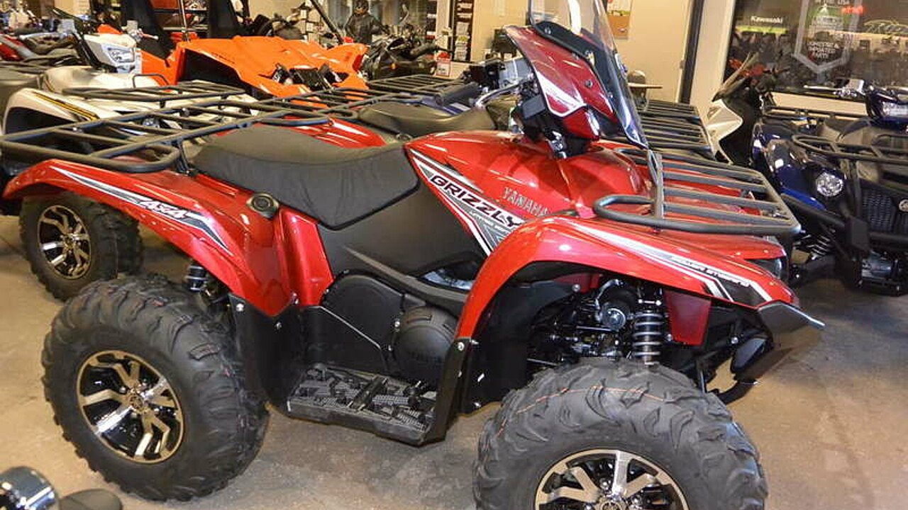 2017 Yamaha Grizzly 700 for sale 200487023