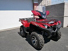 2017 Yamaha Grizzly 700 for sale 200429070