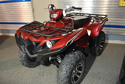 2017 Yamaha Grizzly 700 for sale 200451944