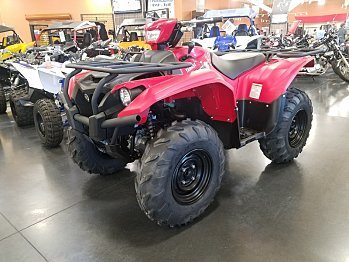 2017 Yamaha Kodiak 700 for sale 200414773