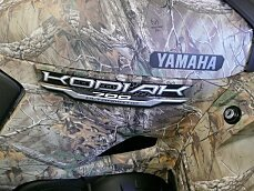 2017 Yamaha Kodiak 700 for sale 200498745