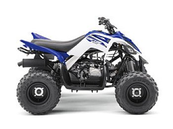 2017 Yamaha Raptor 90 for sale 200365875