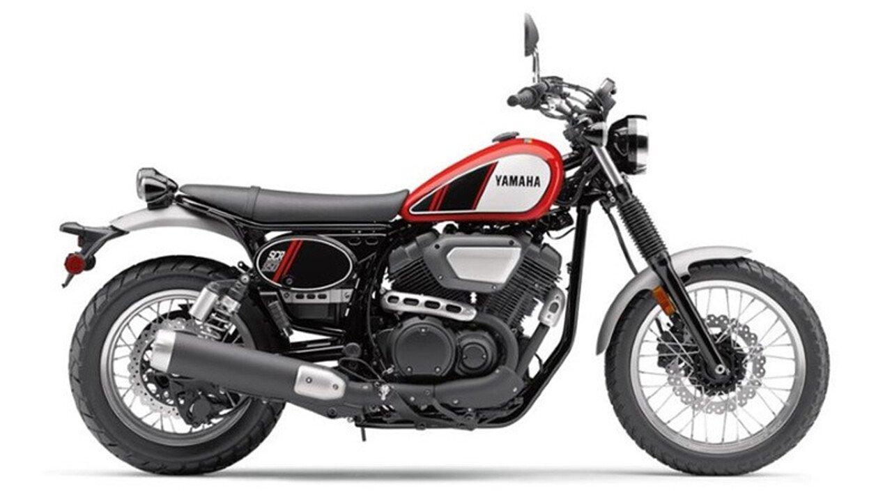 2017 Yamaha SCR950 for sale 200371103