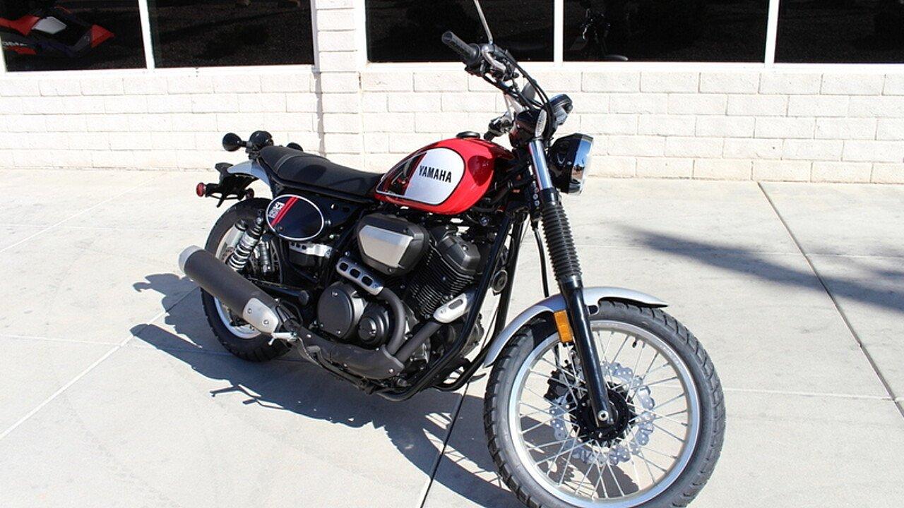 2017 Yamaha SCR950 for sale 200404823