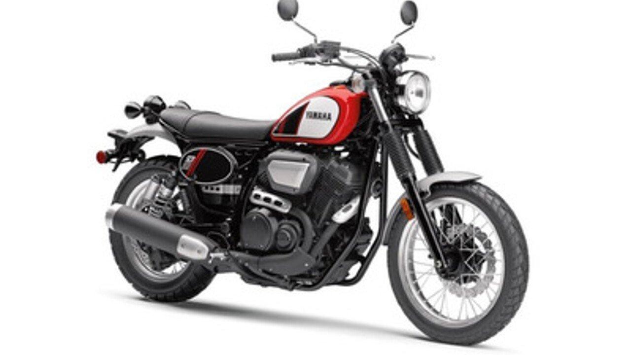 2017 Yamaha SCR950 for sale 200405783