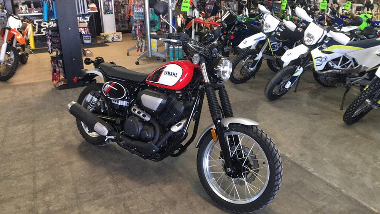 2017 Yamaha SCR950 for sale 200407318