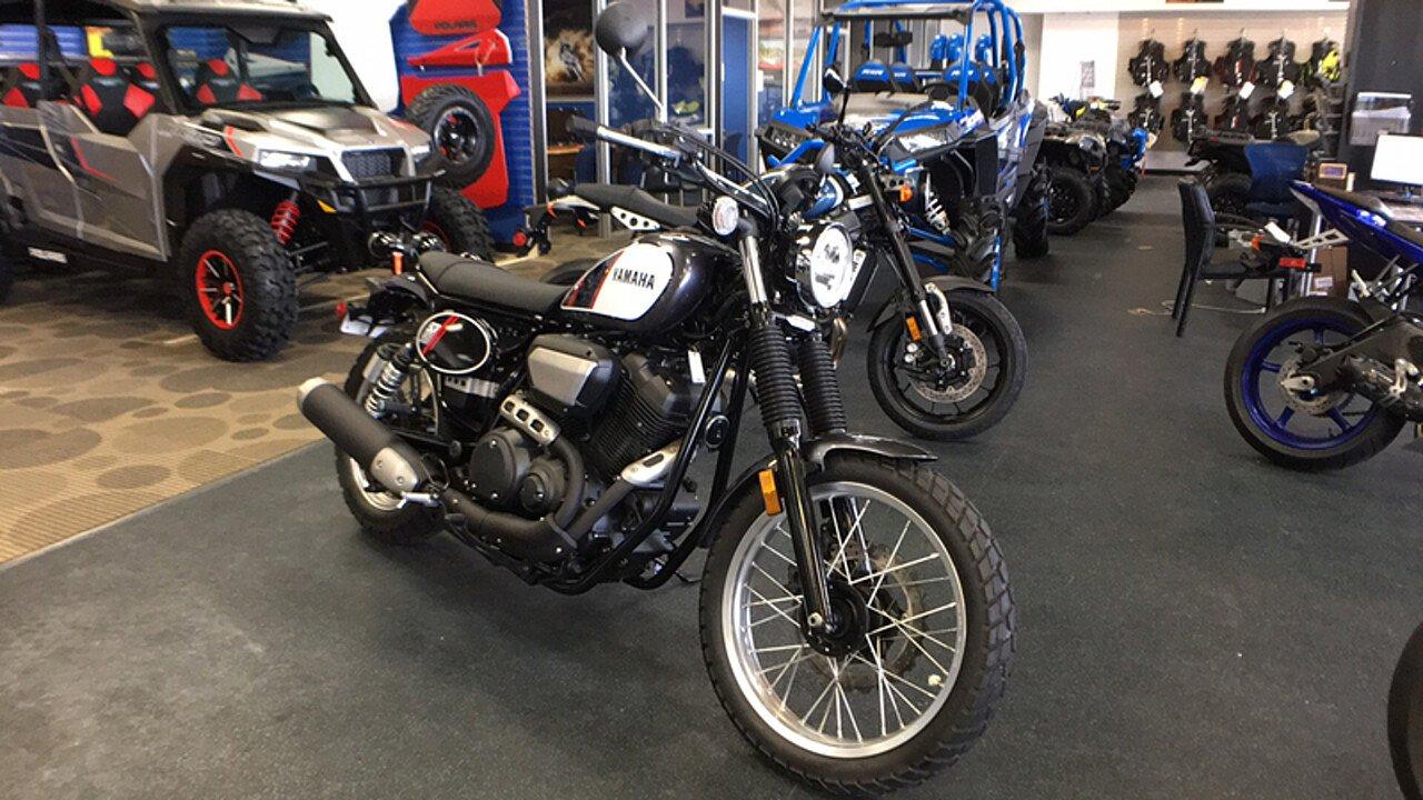 2017 Yamaha SCR950 for sale 200416050