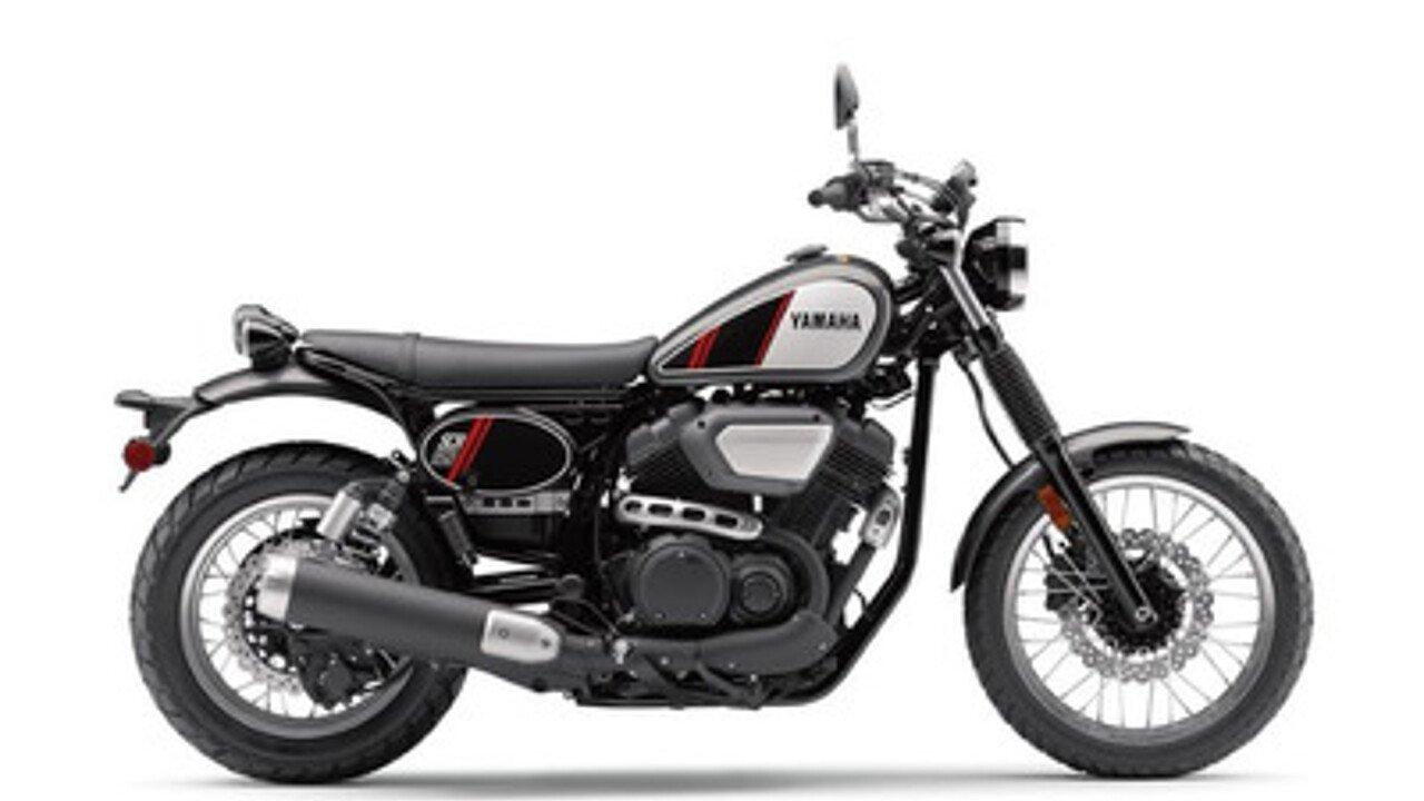 2017 Yamaha SCR950 for sale 200470335