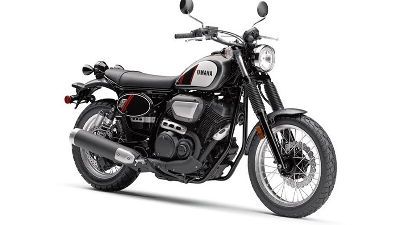 2017 Yamaha SCR950 for sale 200529985