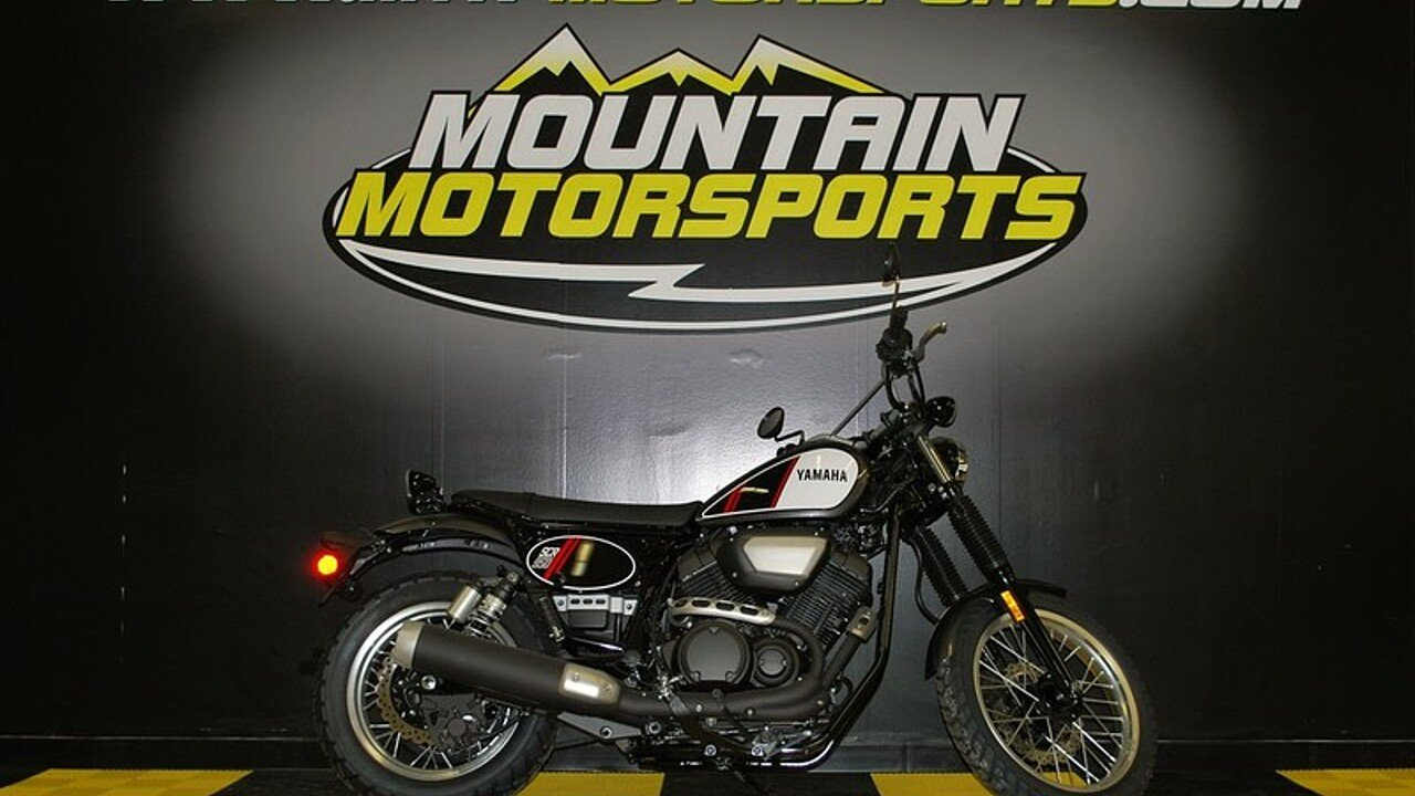 2017 Yamaha SCR950 for sale 200556359