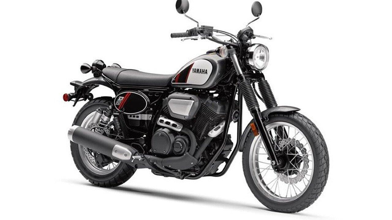 2017 Yamaha SCR950 for sale 200560537