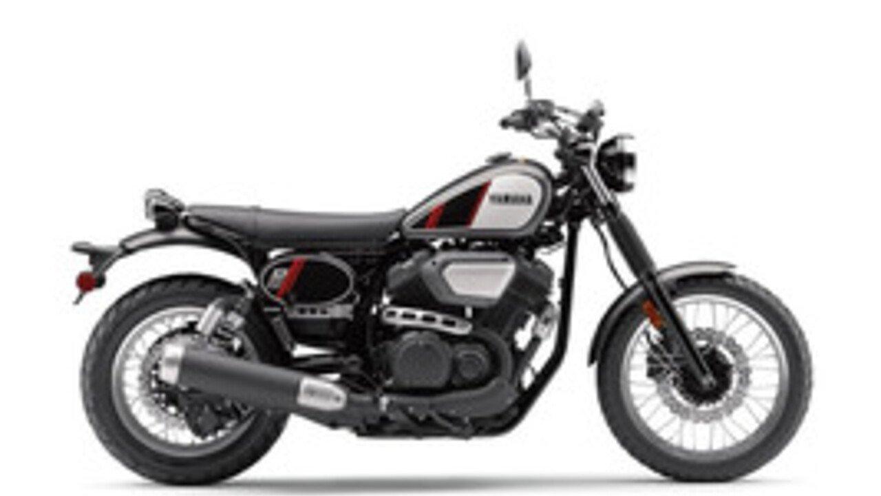 2017 Yamaha SCR950 for sale 200561713