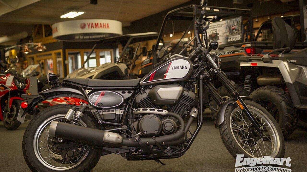 2017 Yamaha SCR950 for sale 200582008