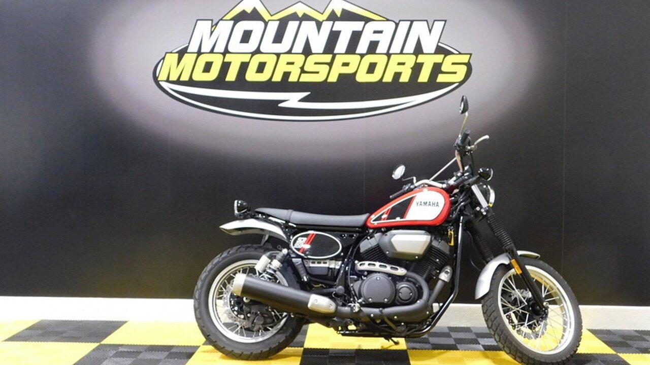 2017 Yamaha SCR950 for sale 200582835