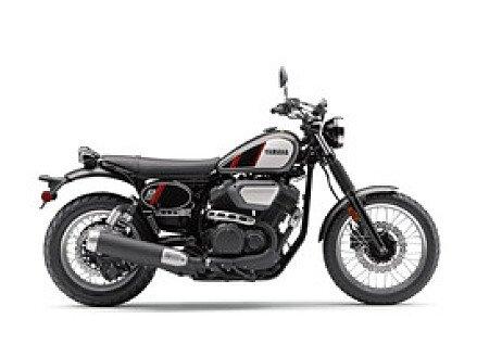 2017 Yamaha SCR950 for sale 200600011