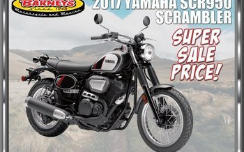 2017 Yamaha SCR950 for sale 200600373