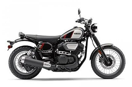2017 Yamaha SCR950 for sale 200608009