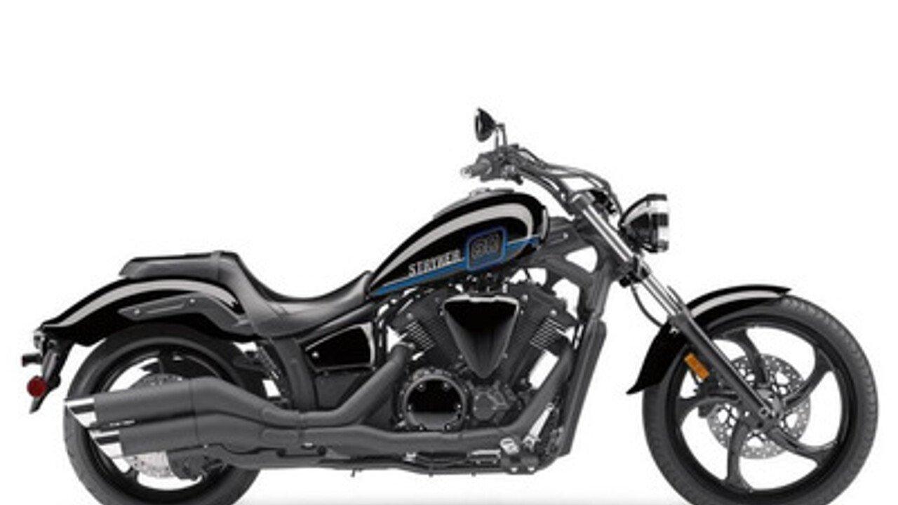 2017 Yamaha Stryker for sale 200569154