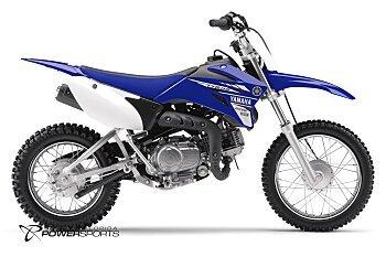 2017 Yamaha TT-R110E for sale 200398502