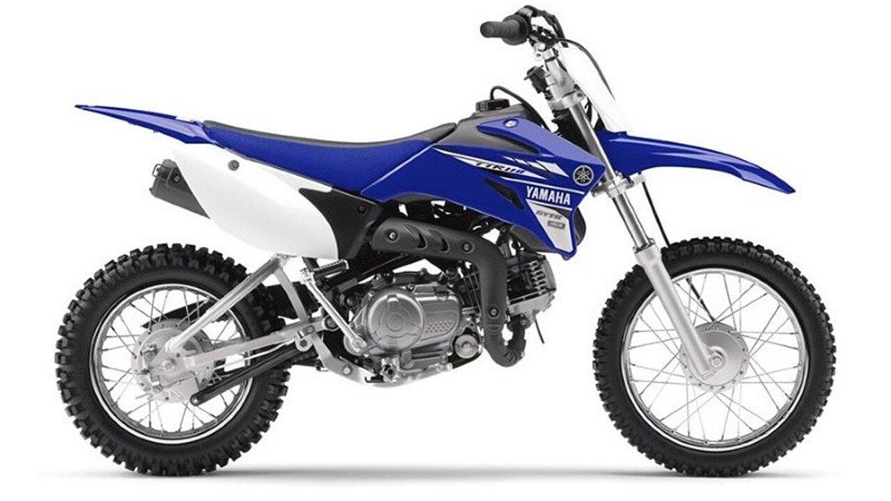 2017 Yamaha TT-R110E for sale 200411994