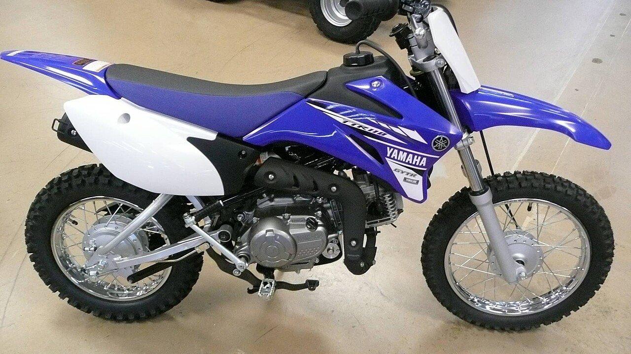2017 Yamaha TT-R110E for sale 200466255