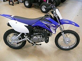 2017 Yamaha TT-R110E for sale 200466261