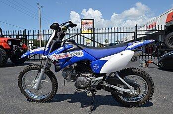 2017 Yamaha TT-R110E for sale 200634608