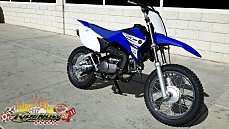 2017 Yamaha TT-R110E for sale 200411111