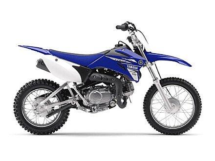 2017 Yamaha TT-R110E for sale 200452325