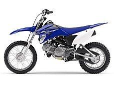 2017 Yamaha TT-R110E for sale 200458289