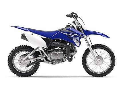 2017 Yamaha TT-R110E for sale 200461353