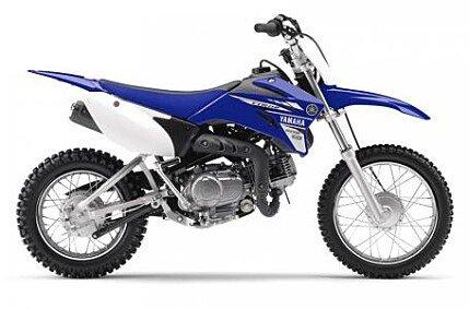 2017 Yamaha TT-R110E for sale 200503380