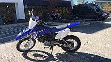 2017 Yamaha TT-R110E for sale 200508480