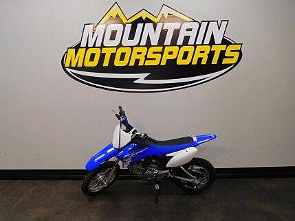 2017 Yamaha TT-R110E for sale 200538326