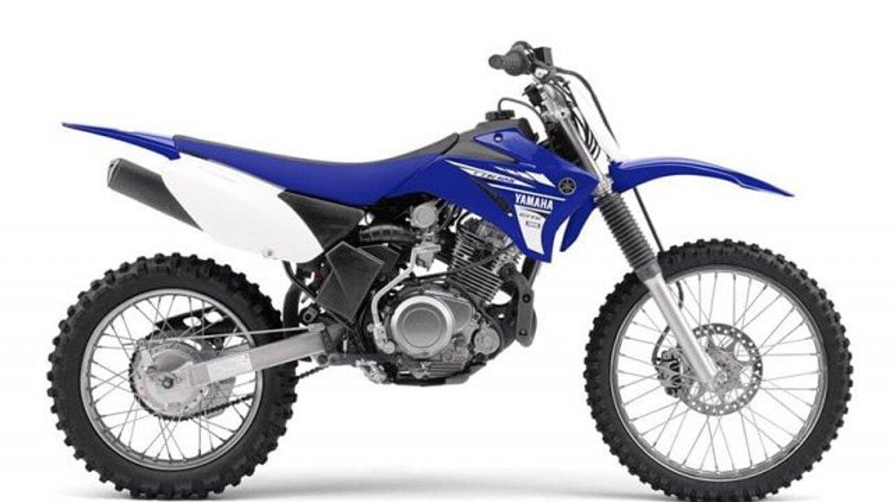 2017 Yamaha TT-R125LE for sale 200412632
