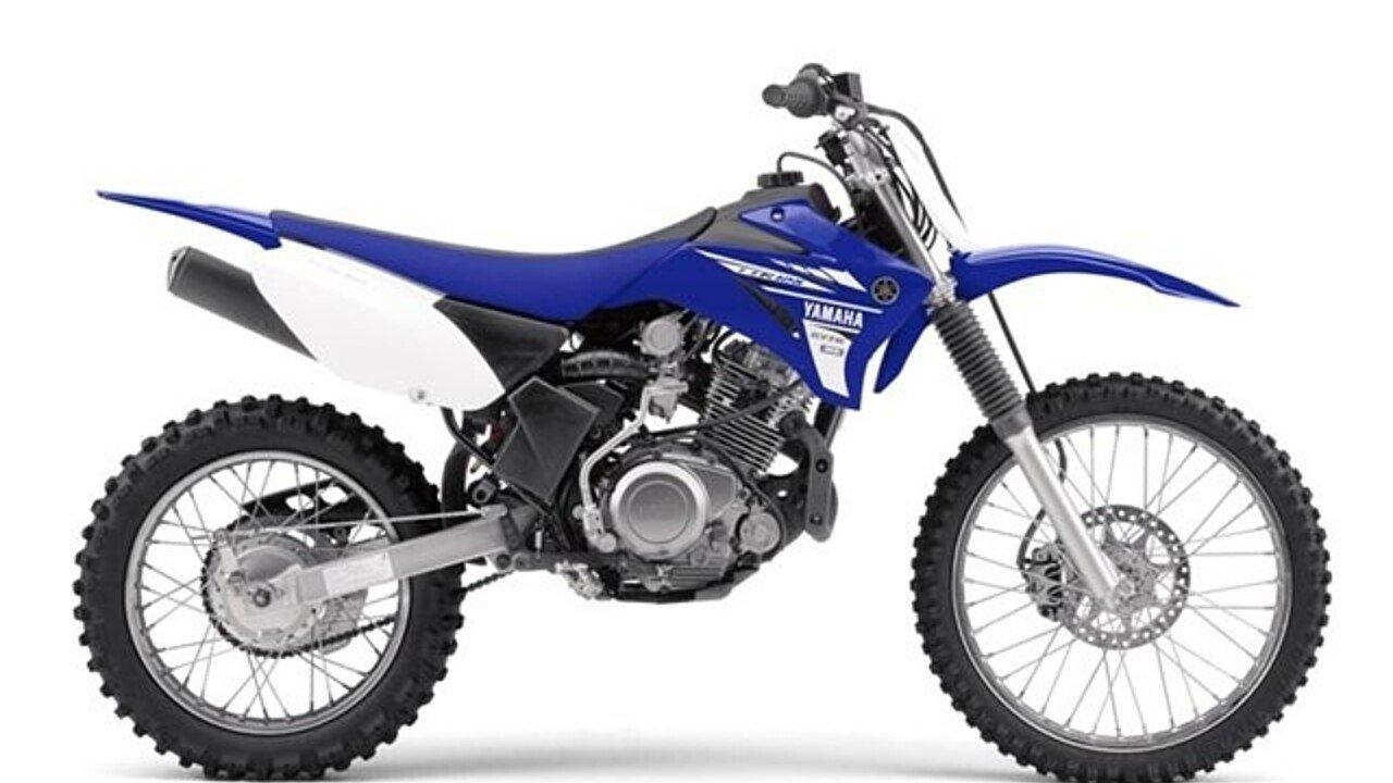 2017 Yamaha TT-R125LE for sale 200496084