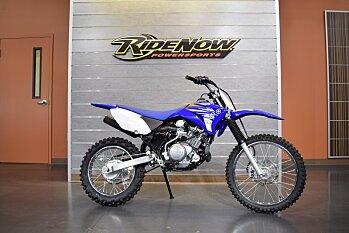 2017 Yamaha TT-R125LE for sale 200508000