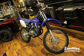 2017 Yamaha TT-R125LE for sale 200582090