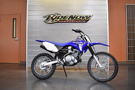 2017 Yamaha TT-R125LE for sale 200507973
