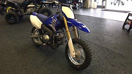 2017 Yamaha TT-R50E for sale 200416280