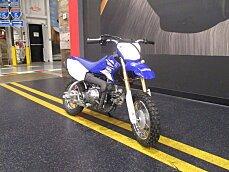2017 Yamaha TT-R50E for sale 200511644