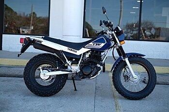 2017 Yamaha TW200 for sale 200423193