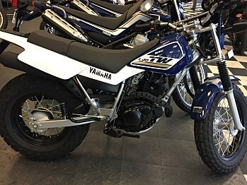 2017 Yamaha TW200 for sale 200486838