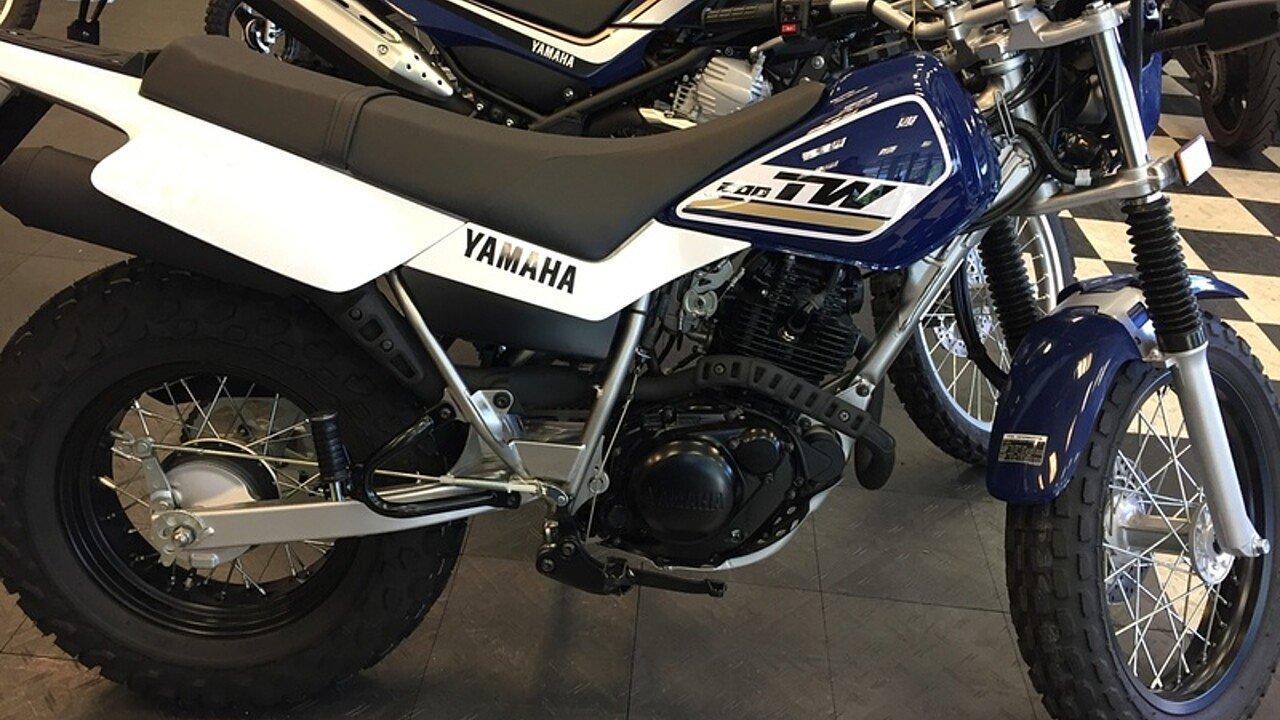 2017 Yamaha TW200 for sale 200486838