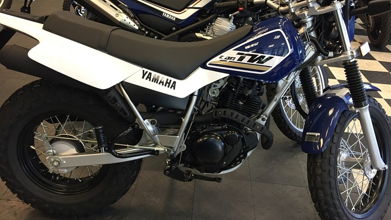 2017 Yamaha TW200 for sale 200486929