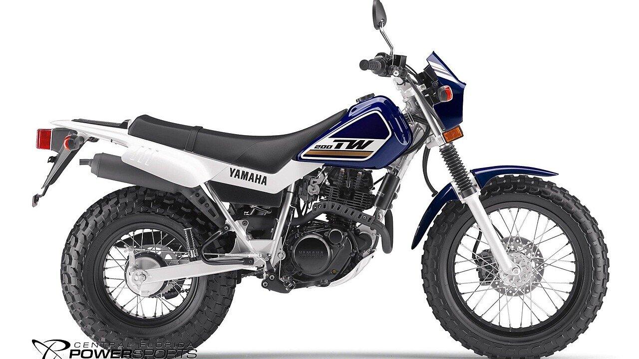 2017 Yamaha TW200 for sale 200493725