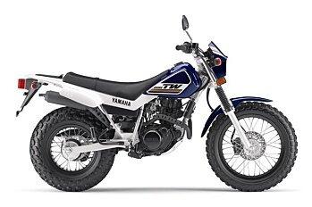 2017 Yamaha TW200 for sale 200496145