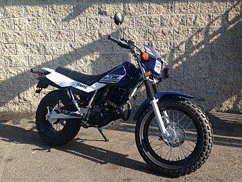2017 Yamaha TW200 for sale 200510857