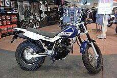 2017 Yamaha TW200 for sale 200598208